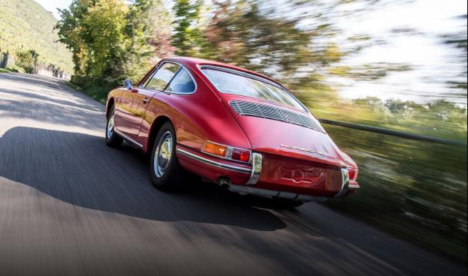 Porsche, ilk nadide eserini müzesinde sergiliyor