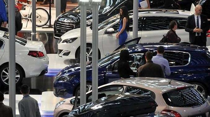 AB otomobil pazarı kasımda yüzde 5,9 büyüdü