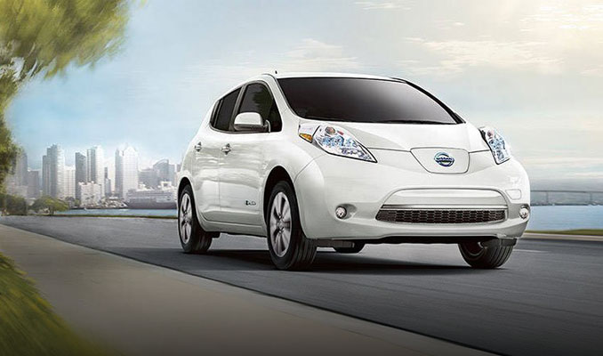 Nissan LEAF en iyi küçük aile otomobili seçildi
