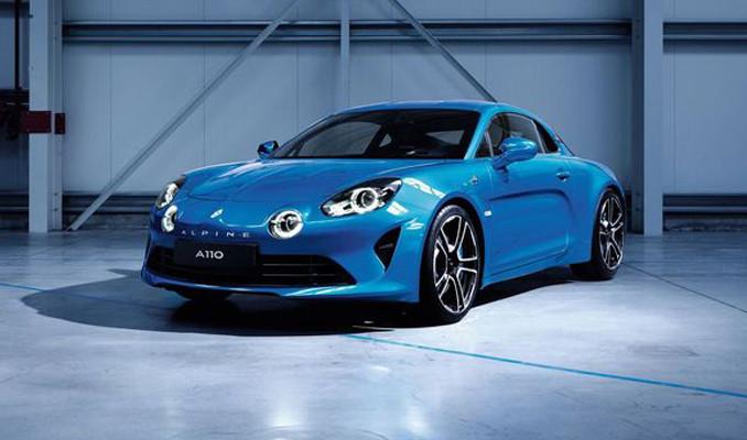 Renault Alpine A110 yeni modeli ortaya çıktı