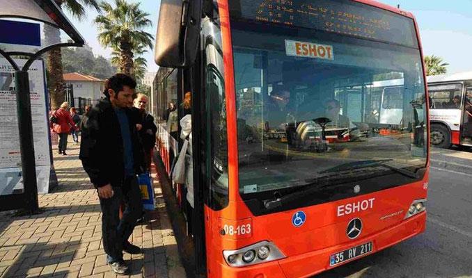 İzmir'de ulaşıma yüzde 10 zam geldi