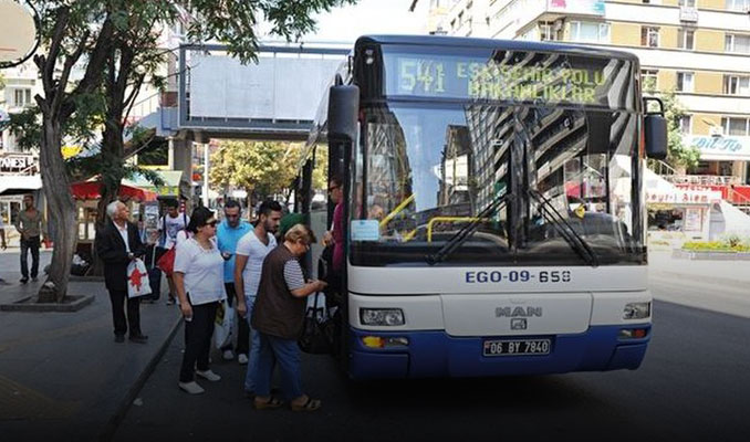 Ankara'da toplu taşımaya zam yapılacak mı ?