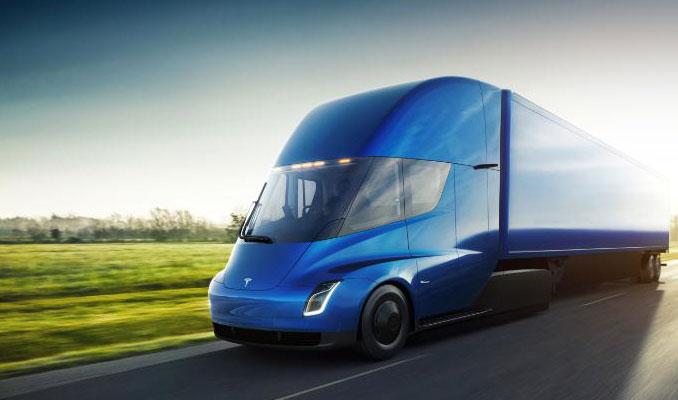 Tesla Semi Avrupa'dan rezervasyon almaya başladı