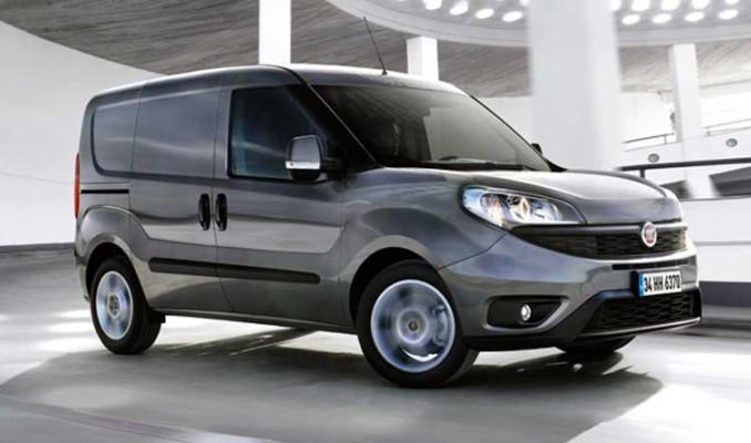 Fiat Doblo İngiltere'den ödül aldı