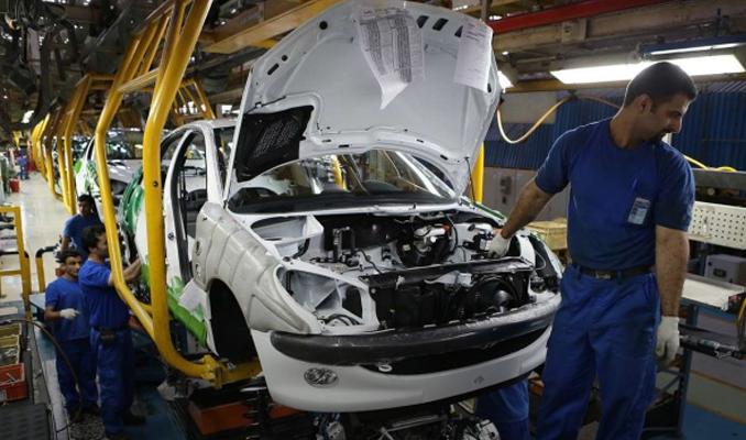 İran'da 25 modelin üretimi durduruldu