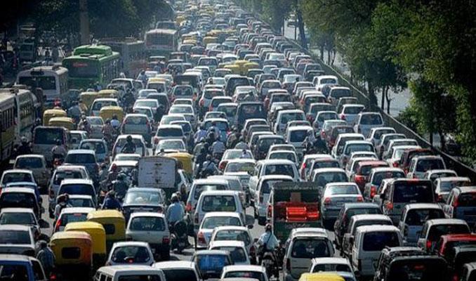 Dünyanın en sıkışık trafiğine sahip illeri! Türkiye'den 4 il listeye girdi...