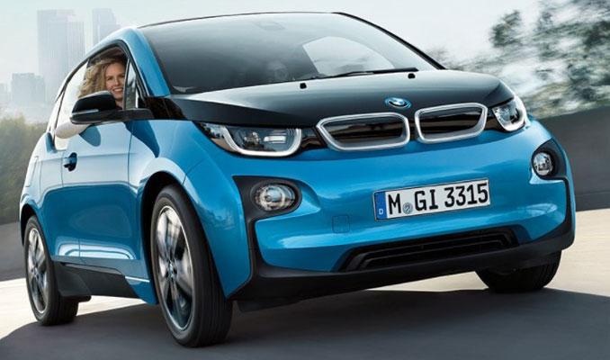 BMW elektrikli otomobil hedefini büyüttü