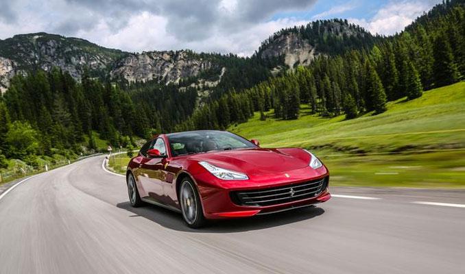 Ferrari'ye en güzel spor otomobil ödülü