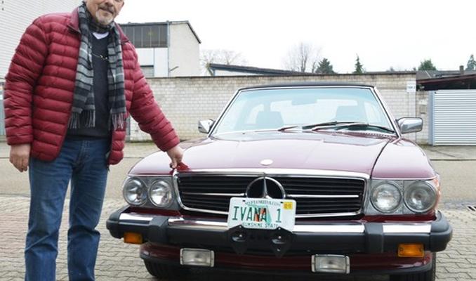 Trump'ın otomobilini satın alan Türk