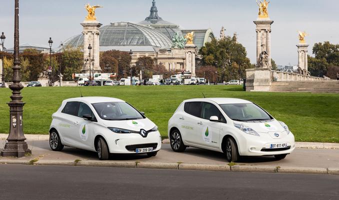 Renault Nissan ittifakı satış rekorunu yeniledi