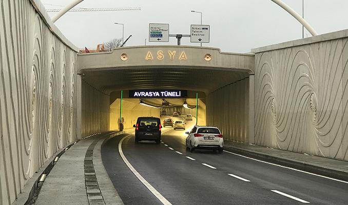 Avrasya Tüneli ödemeleri internetten yapılmaya başladı