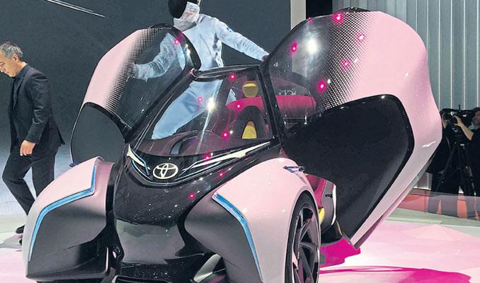 Toyota'dan pedalsız otomobil