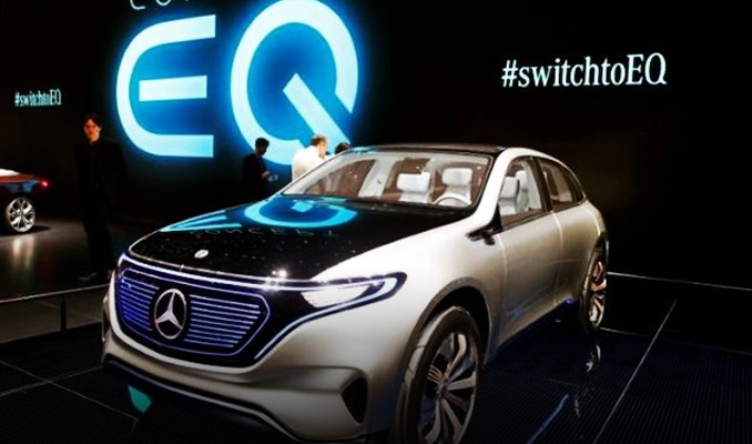 Mercedes ve Cherry'den Çin kapışması