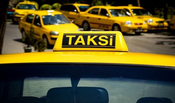 İstanbul'un göbeğinde dehşet taksisi