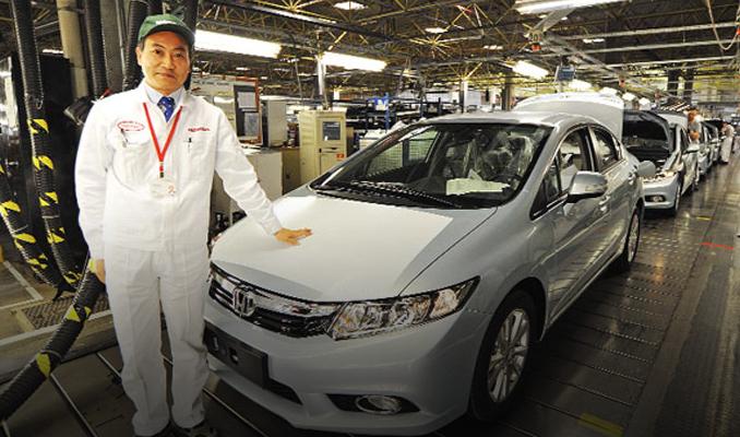 Honda Türkiye'nin tepesinde değişiklik