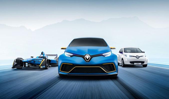 Renault Cenevre'de iki canavarını tanıttı