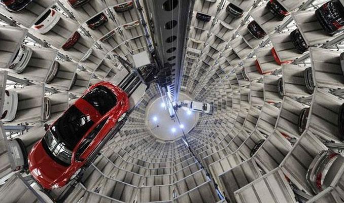 Bursa'dan saatte 73 araba ihraç ediliyor