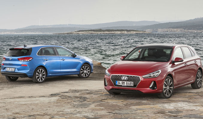 Hyundai, yeni i30 ve IONIQ ile İstanbul Otomobil Fuarı'na hazır