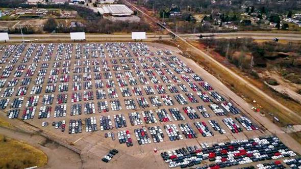 Emisyon skandalı otomotiv devine pahalıya patladı