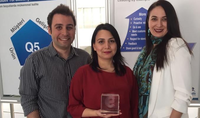Autoliv Türkiye uluslararası İK ödülünü kucakladı