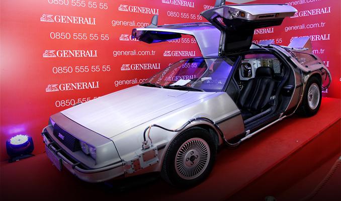 Generali ve DeLorean DMC-12 Autoshow'a damga vurdu