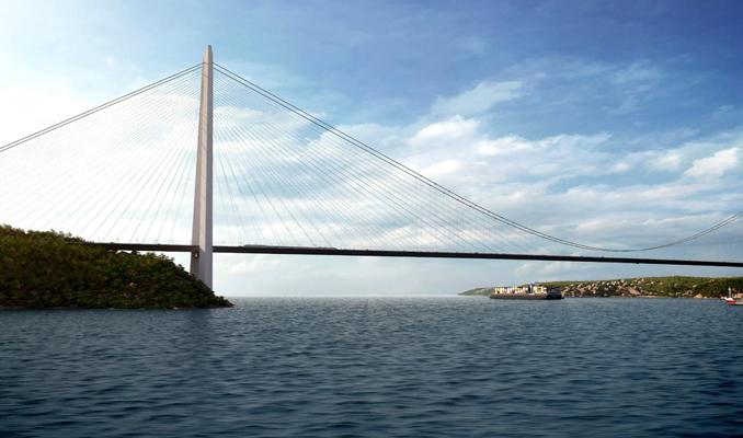 Yavuz Sultan Selim Köprüsü'ne zam gelmiş