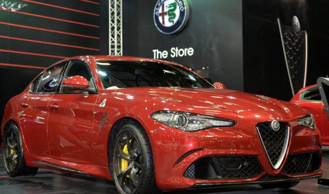 Alfa Romeo Stelvio kasımda Türkiye'de