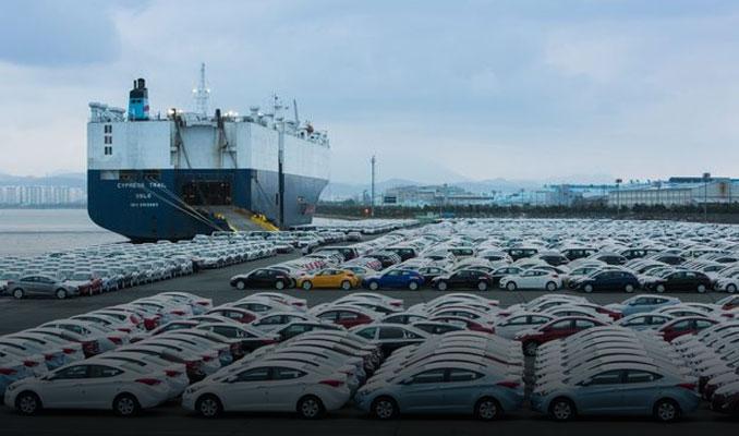 Otomobil ihracatında müthiş artış