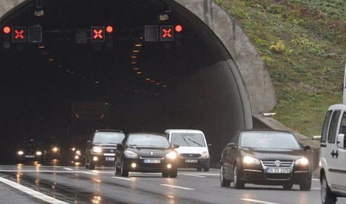 Bolu'da TEM'in İstanbul yönü 20 gün ulaşıma kapandı