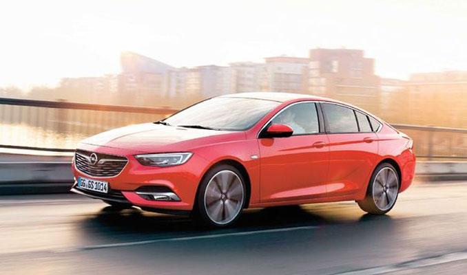 Yeni Opel Insignia'nın satış fiyatı belli oldu