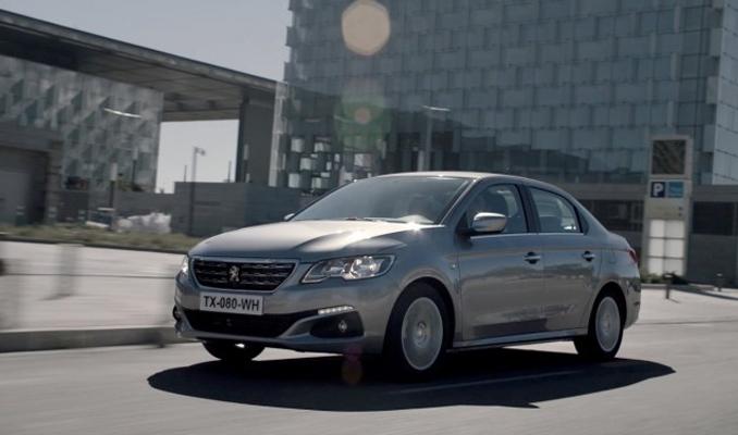 Peugeot 301 satışı 400 bine dayandı
