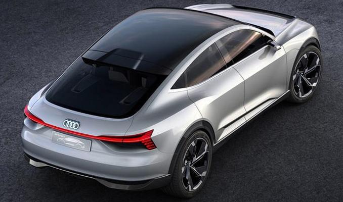 İşte Audi'nin elektrikli canavarının özellikleri