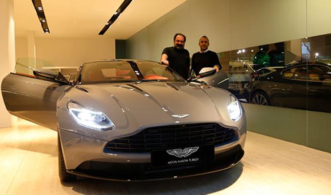 Nevzat Aydın, Aston Martın DB11'ine kavuştu