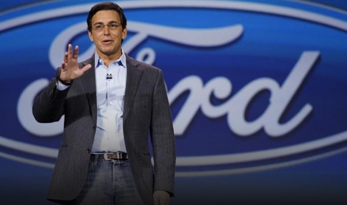Ford CEO'su görevden ayrılacak