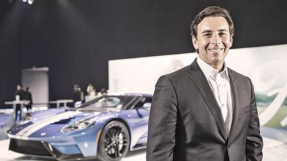 Mark Fields'in Ford'daki sonunu Elon Musk getirdi