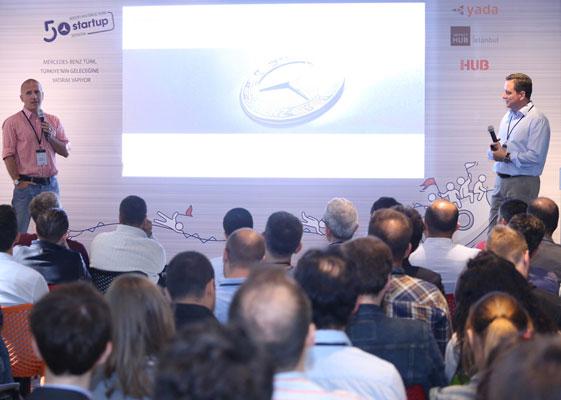 Mercedes-Benz Türk'ten 50. yıla 50 Startup projesi