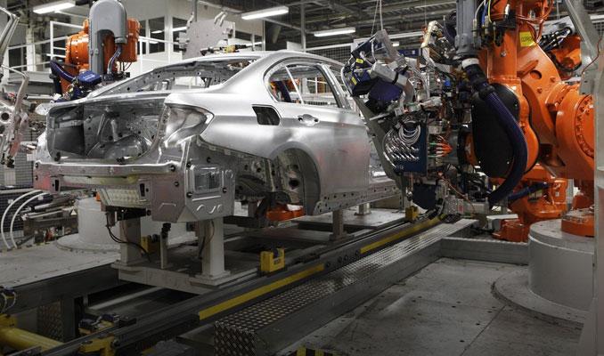 BMW fabrikalarında üretim durdu