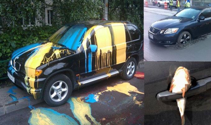 Aracını yanlış yere park etmenin cezası ağır oldu