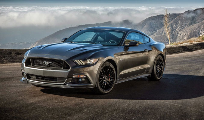 Dünyanın en fazla tercih edileni Mustang oldu