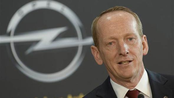 Opel'in yeni CEO'su Lohscheller