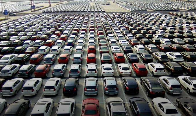 Otomotiv pazarı yüzde 10,3 daraldı