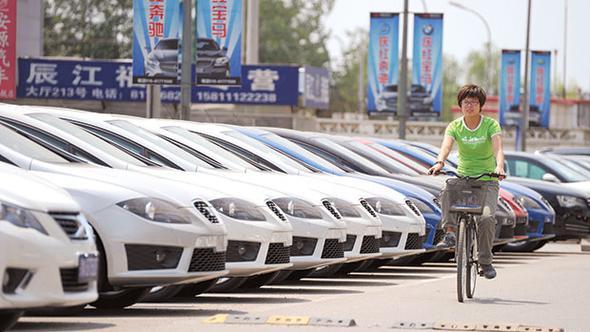 Çin otomotivinde 2 aydır işler tersine döndü