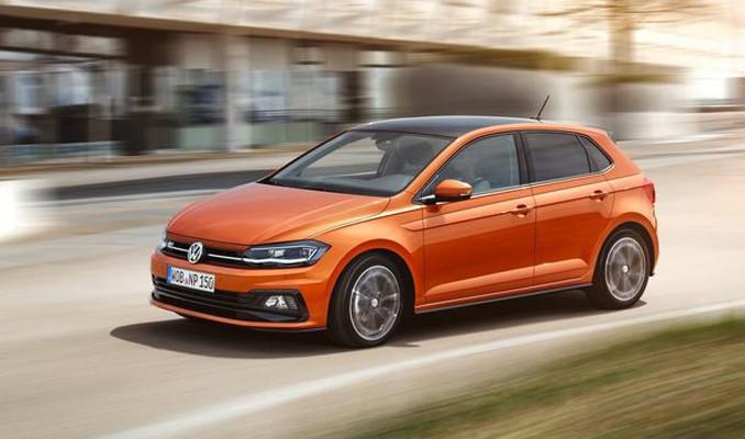 Volkswagen Polo'nun yeni versiyonu tanıtıldı