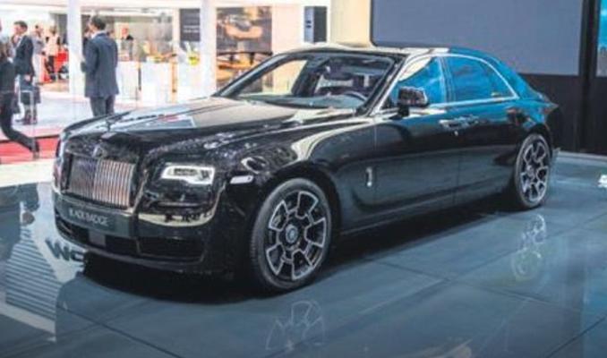 1 milyon euroluk Rolls Royce Türkiye'de