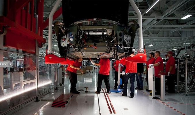 Tesla Çin'de fabrika açmayı planlıyor
