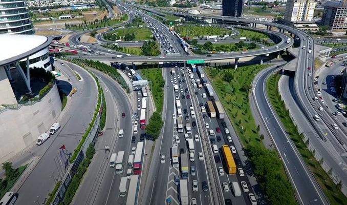 İstanbul'da trafik yüzde 4'e düştü