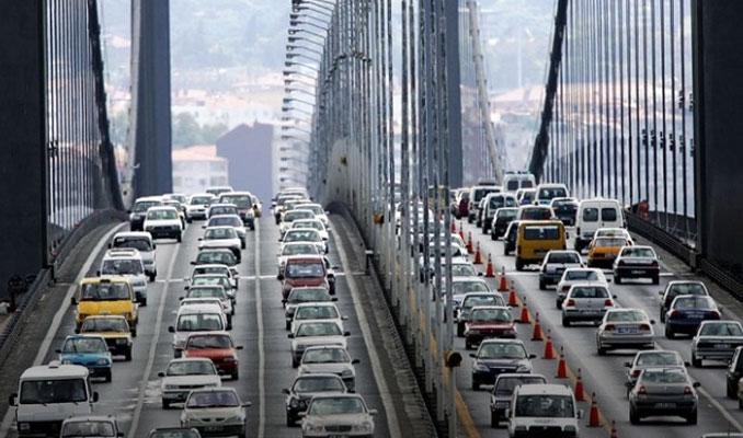 Köprü ve otoyollardan Mayıs'ta 131 milyon TL