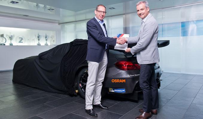 OSRAM BMW Motorsport'un resmi ortağı oldu