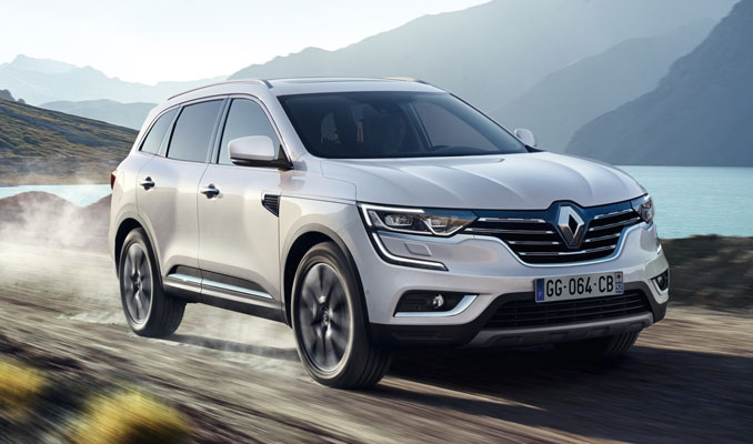 Yeni Renault Koleas Türkiye'de satışta