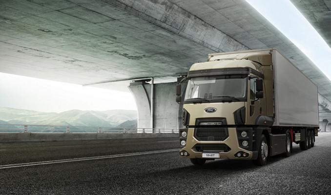 Ford Trucks'ın Avrupa yolculuğu başladı